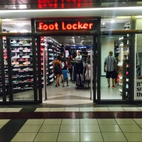 Foot Locker, oh yeah!